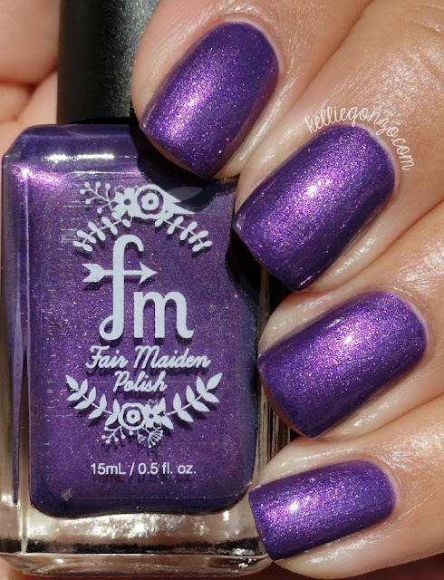 Fair Maiden Polish Snow Jewel