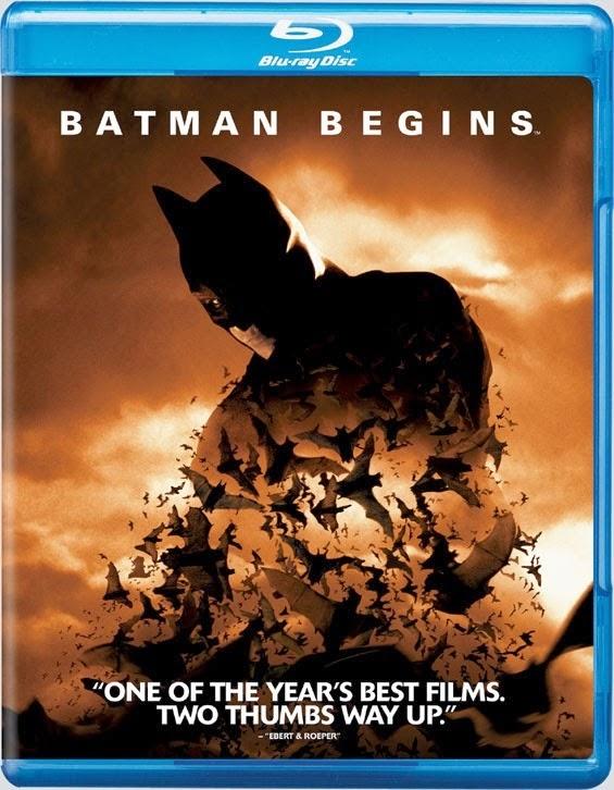 Batman Begins - แบทแมน บีกินส์