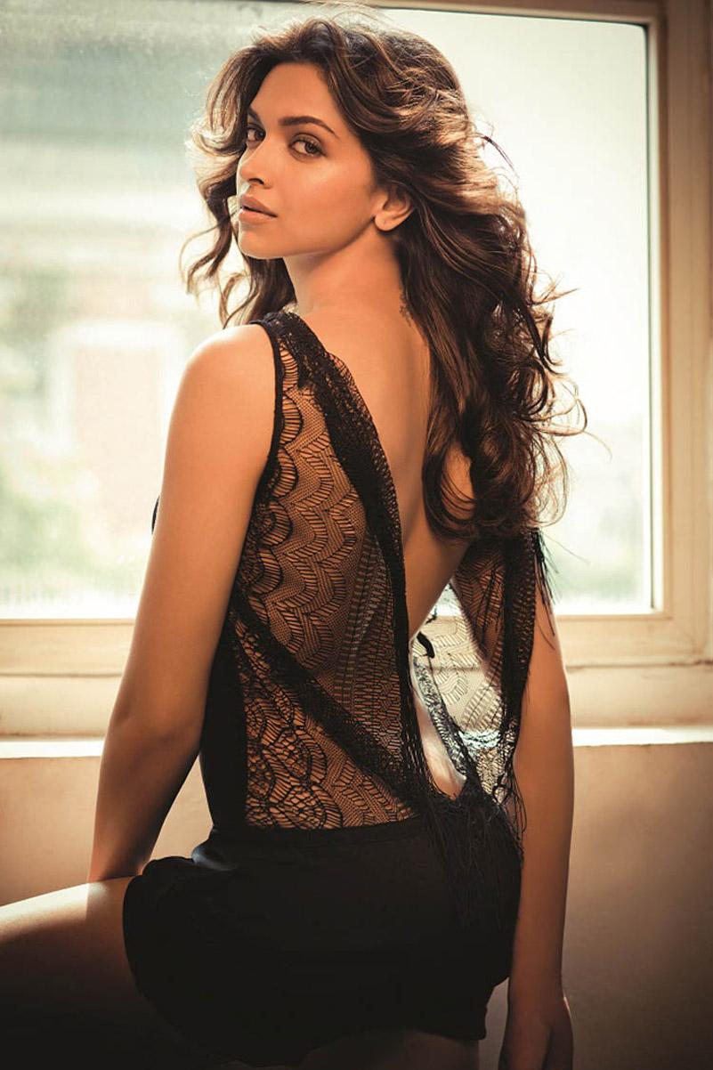 Deepika sexet foto com Læsø
