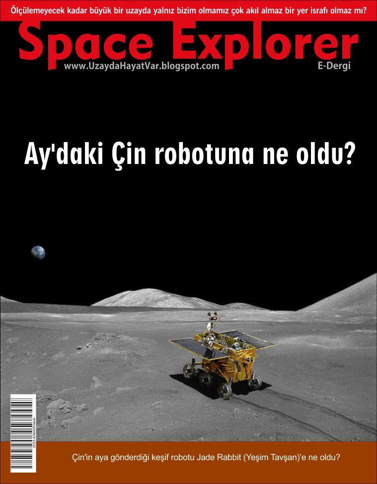 Ay'daki Çin robotuna ne oldu?