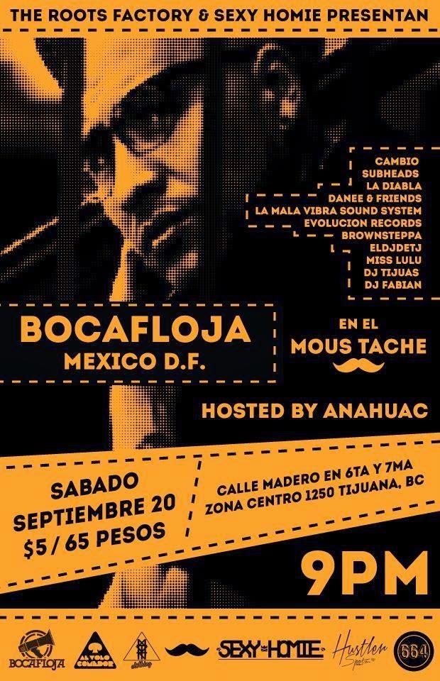 Bocafloja en Tijuana