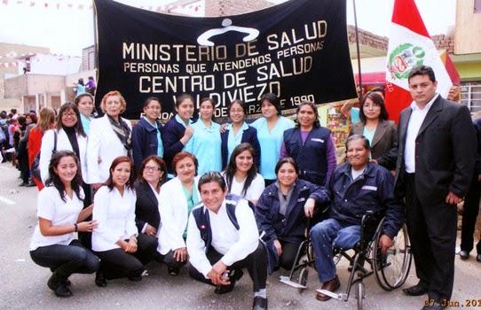 Centro de Salud Valdiviezo