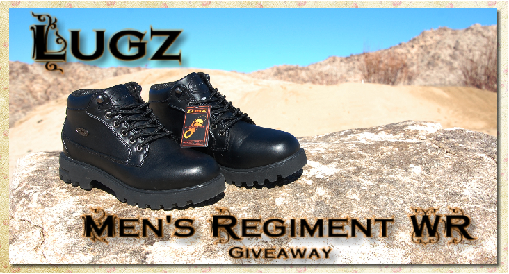 2f5de0a2ce7 Lugz Regiment WR Men s Work Boot - Review and Giveaway - ends 02 04 15 US