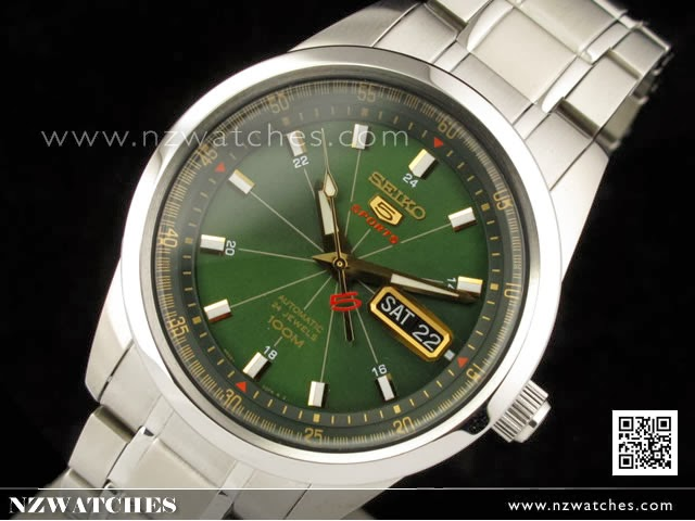 Seiko 5 Automatic 50th Anniversary Limited Watch SRP409K1 d44c50d4717c