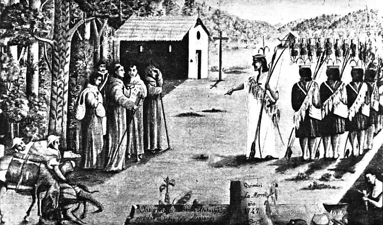 misionero peruanas infieles