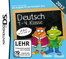 Deutsch 1.-4. Klasse 2012
