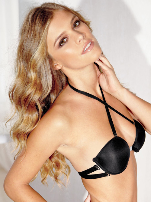 Nina Agdal,New collection of  Frederick's of Hollywood,Nina Agdal, under wear,Frederick's of Hollywood