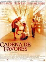 Cadena de favores (2000) online y gratis