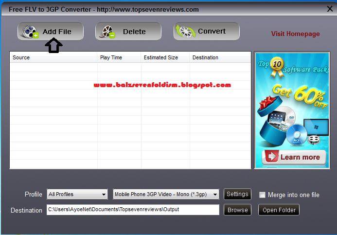Apowersoft Free Online Video Converter - convert AVI