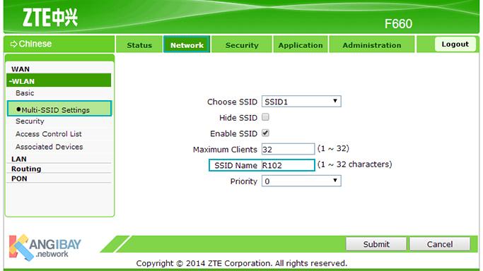 SSID Name