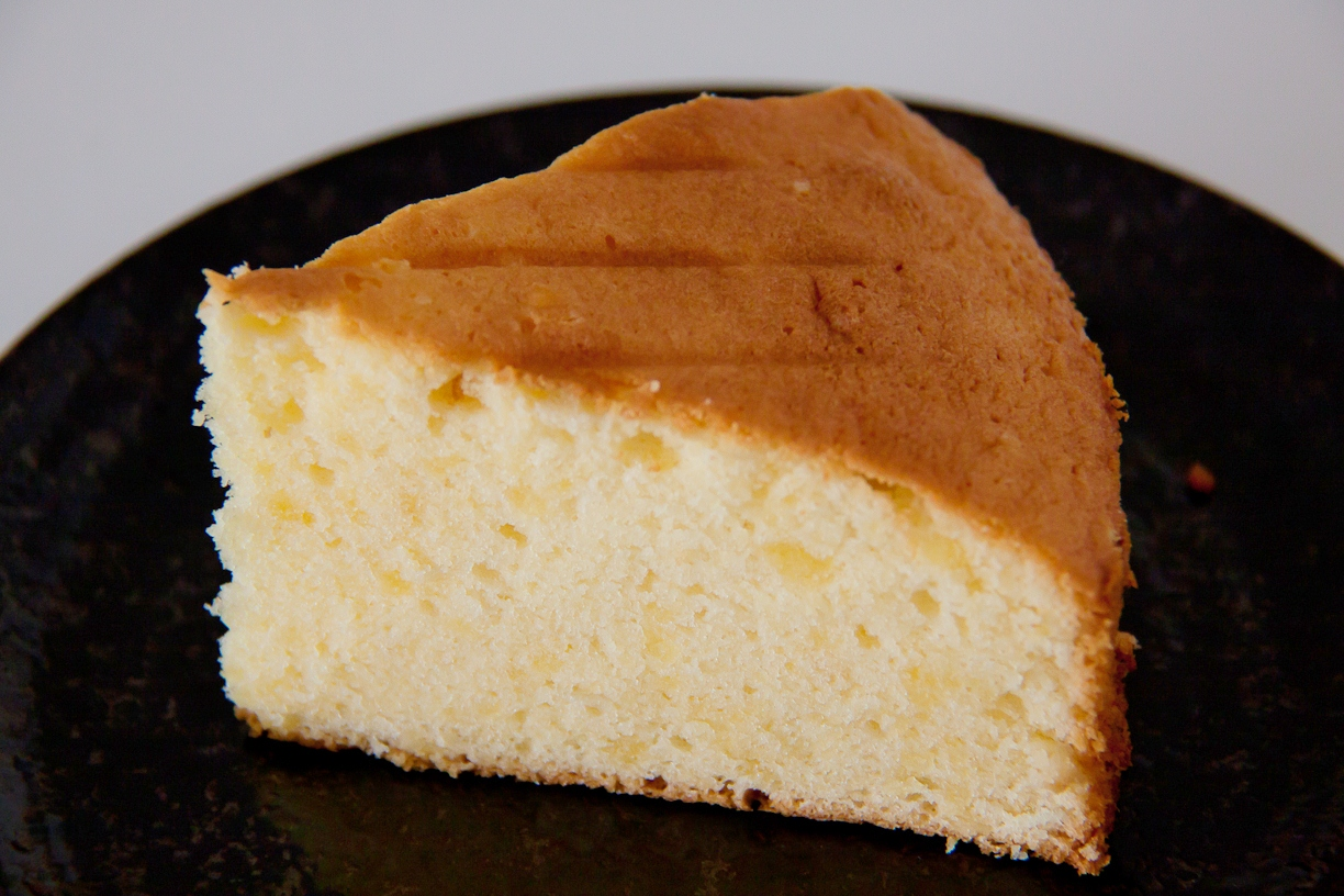 Life is Like a Long Journey: Old Fashioned Butter Cake