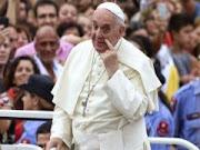 Deus não pode ser usado para justificar violência, diz o papa
