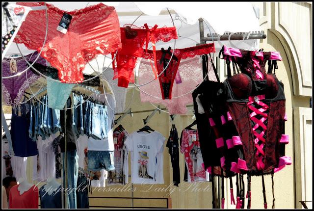 Naughty lingerie Versailles