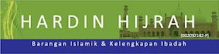 Hardin Hijrah - Mnejual Barangan Islamic dan Kelengkapan Ibadah