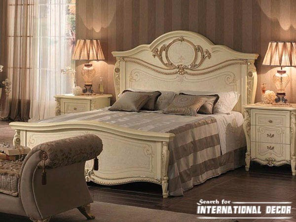 Italian bedroom, Italian bedroom furniture,classic bedroom,luxury bed