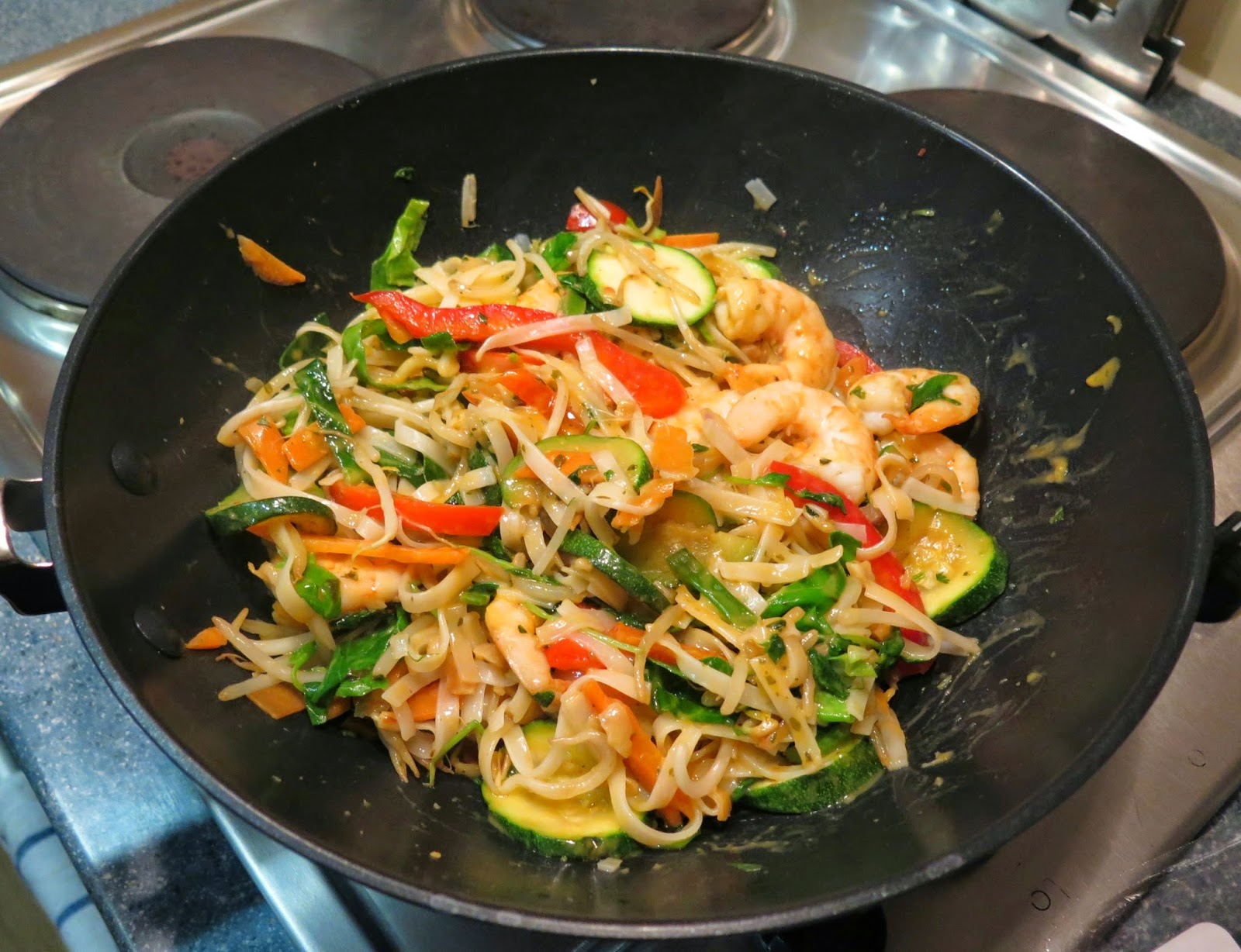 marks and spencer stir fry