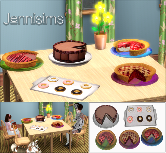 Baking Birthday Cake Sims Freeplay