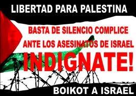 Pare o genocídio!