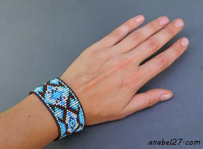 этнические украшения купить браслет