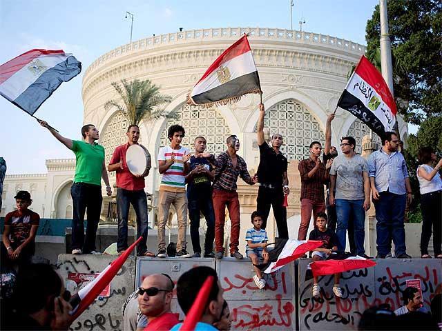 Mesir Kini 'Dikuasai' Oleh Yahudi Dan Nasrani