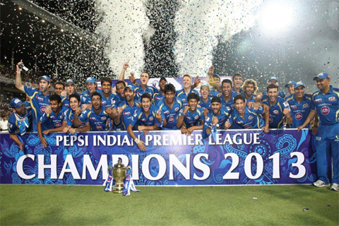 mumbai Indians defeat Chennai Super Kings to win maiden IPL title