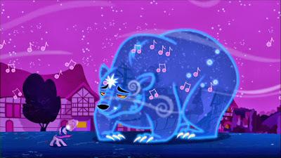 Twilight battles the Ursa Minor
