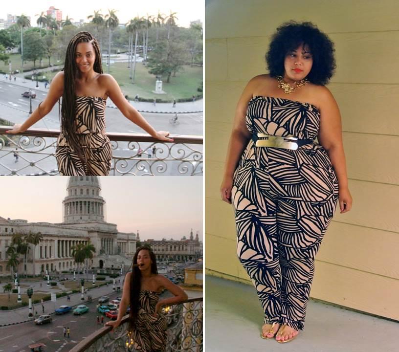 Beyonce Style, Beyonce, Rachel Pally Jumpsuit