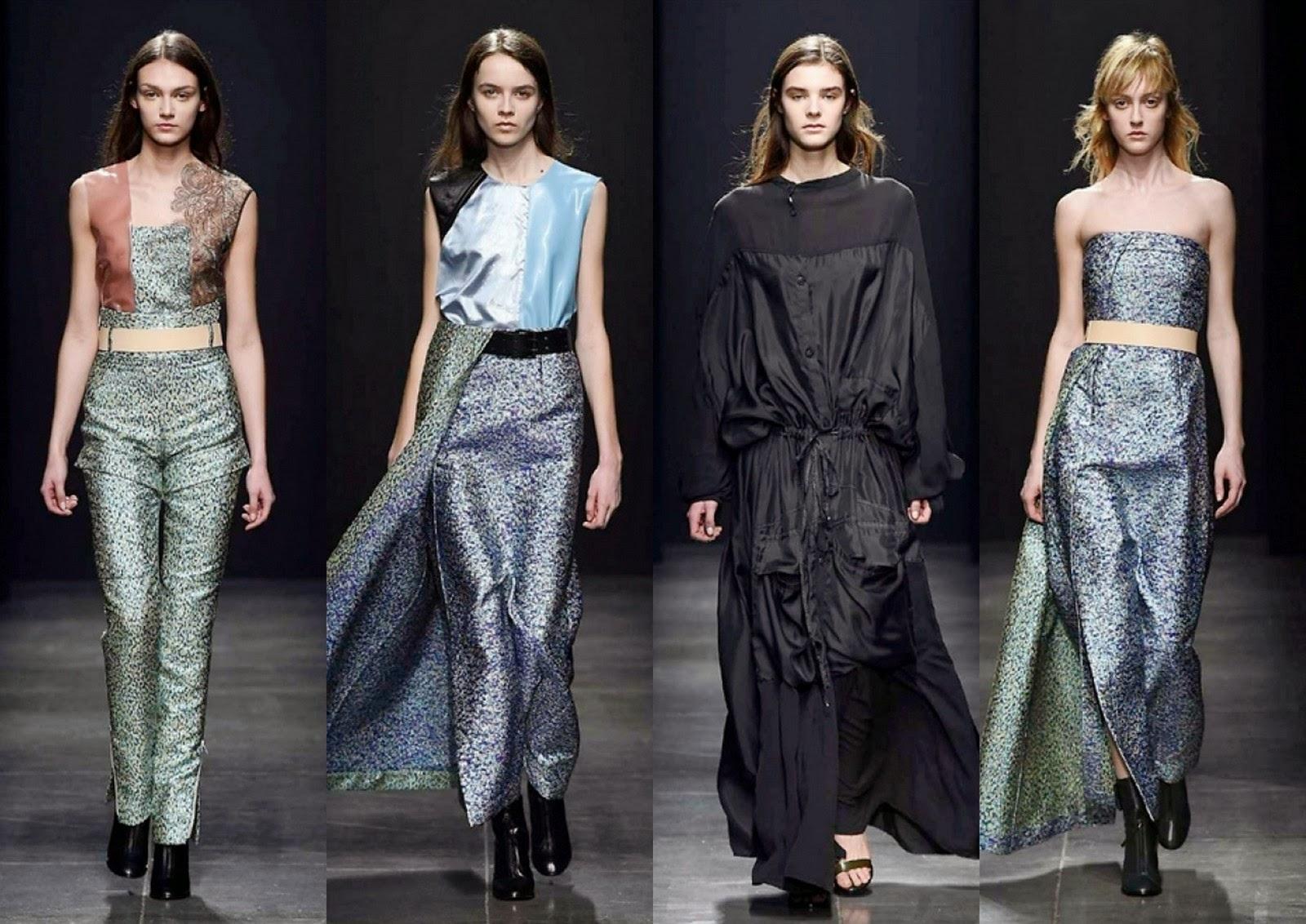 Ter Et Bantine , Kostas Murkudis , aw16 , Milan Fashion Week