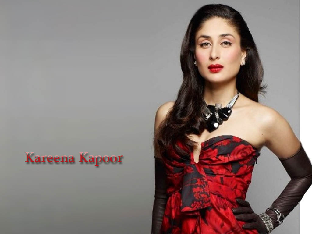 kareena kapoor red dress images