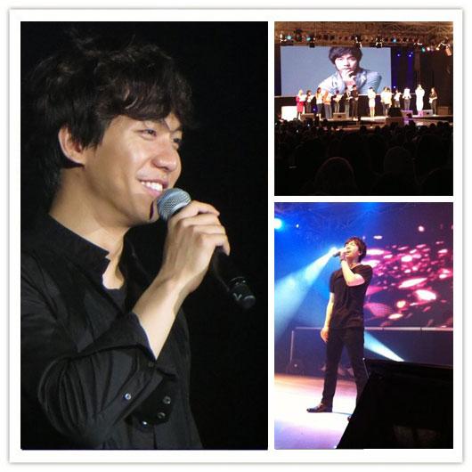 GangBhe Style : Lee Seung Gi Sukses Gelar Fan Meeting di ...