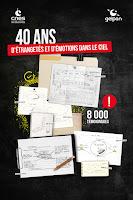 Documentos oficiais sobre OVNIs da França