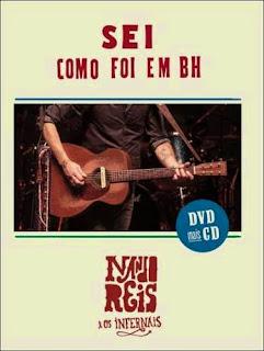 capa Download – Nando Reis & Os Infernais   Sei Como Foi em BH   Ao Vivo – DVDRip AVI + RMVB ( 2014 )