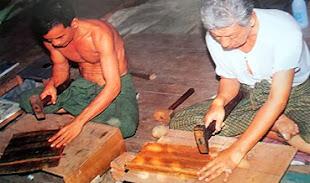 Pagoda Renovation