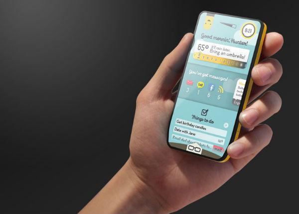 Modai Modular Phone concept | Spicytec