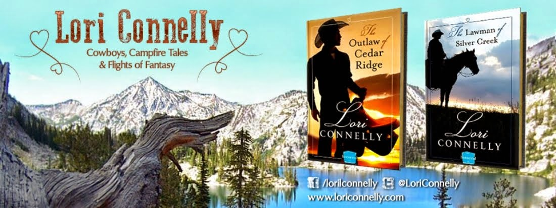 Lori Connelly | Author of Western Historical Romances & Fantasy