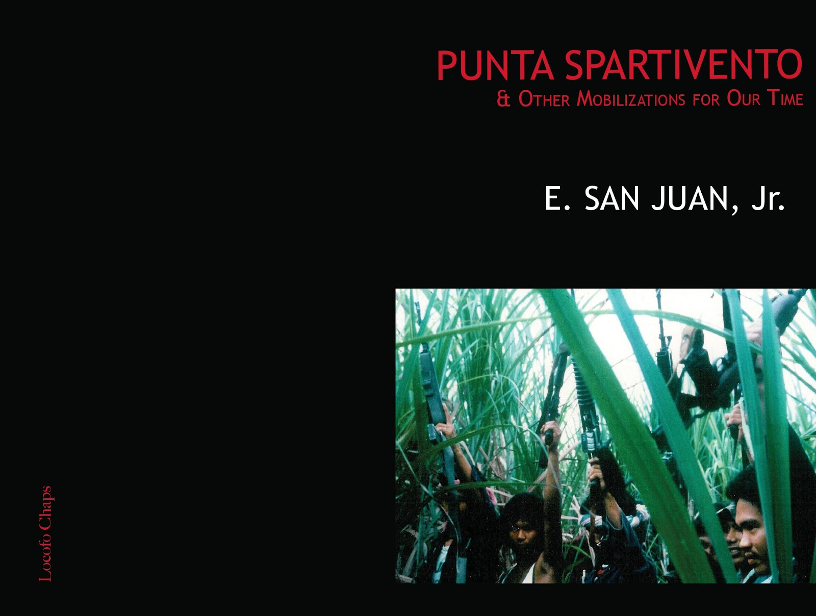 PUNTA SPARTIVENTO & Other Poems