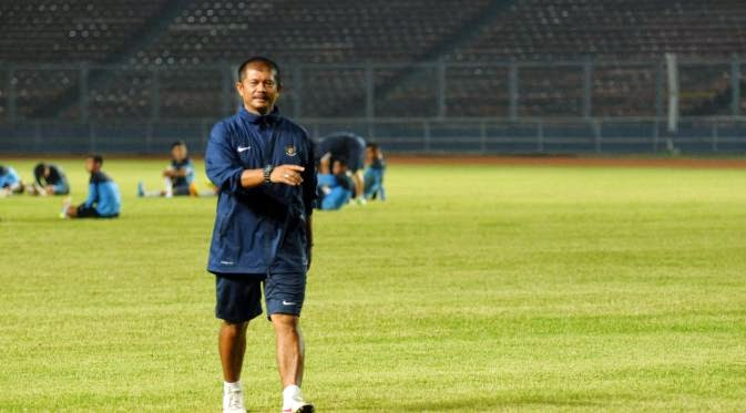 Mantan pemain timnas U-19 Ini di bidik Indra Sjafri untuk bergabung Bali United Pusam