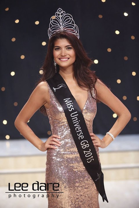 Miss Universe Great Britain 2015