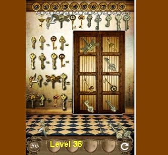 100 gates level 36