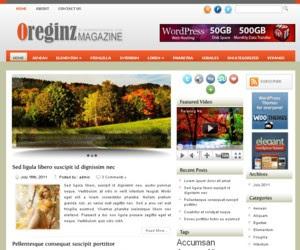 Orenginz Wordpress Themes