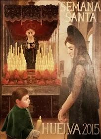 Cartel Semana Santa Huelva 2015