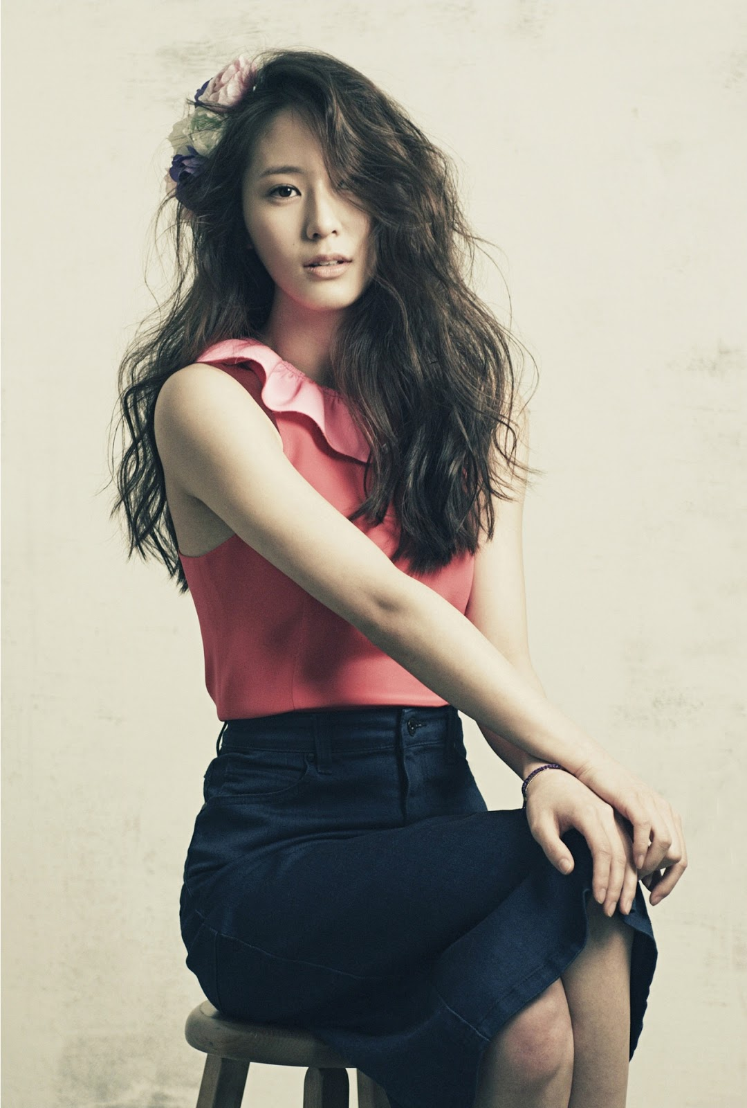 fx Krystal Sulli High Cut Pictures F(x) Krystal 2013