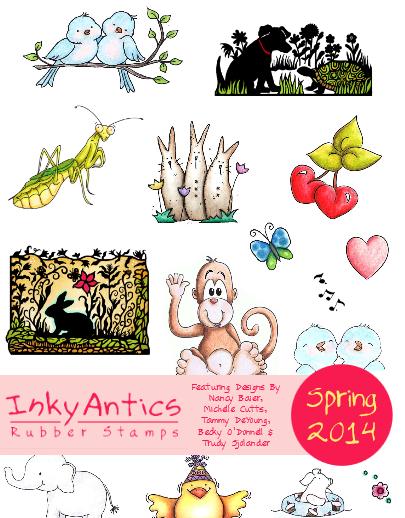 Spring 2014 Flyer