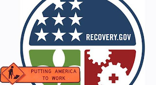 ARRA Recovery.gov Logo - Source: democrats.transportation.house.gov
