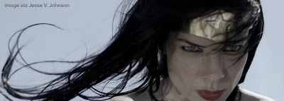 wonder woman, fan-made trailer,screen shot