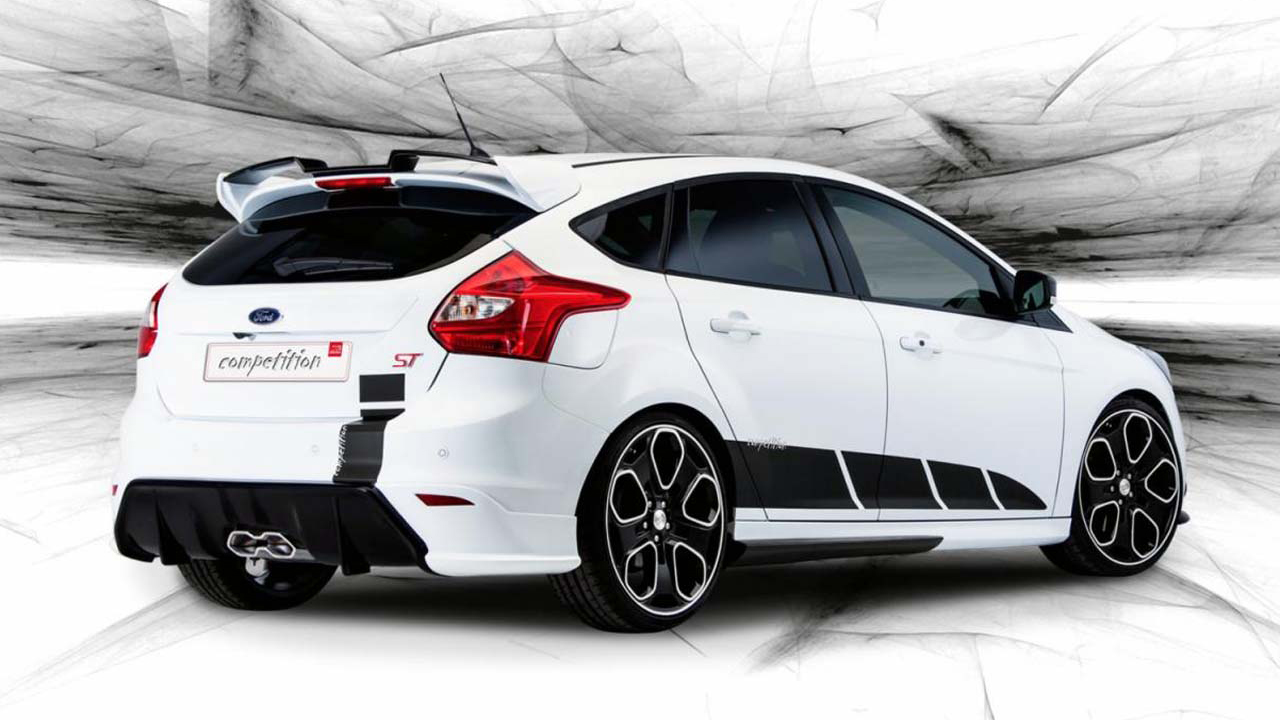 2013 ms design ford focus st competition on 20 2 0 ecoboost turbo 250 cv 0 100 kmh 6 5 s carwp. Black Bedroom Furniture Sets. Home Design Ideas