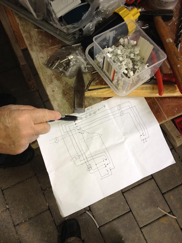 Bautagebuch zu unserem Traumhaus: \