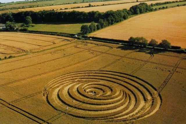 Black Country Crop Circles Prove Phenomenon Is No hoax, Claims Australian Expert
