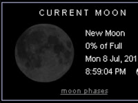 (moonsighting.com) informasi update tentang bulan baru
