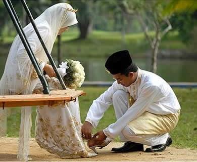 Kalimat Yang Ingin Didengar Suami Dari Istrinya